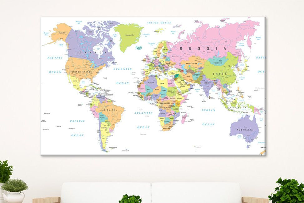 Push Pin Travel Map World Map Push Pin World Map Pin Board Travel