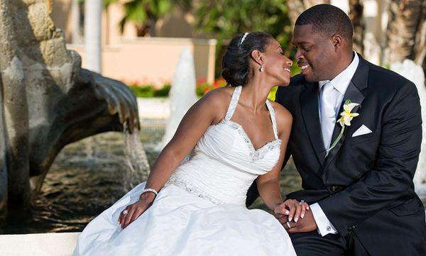 African American Wedding Candace George Florida007 Munaluchi Bride Http