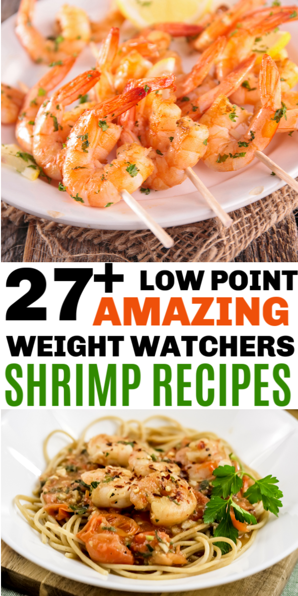 Photo of Weight Watchers Shrimp Recipes – Life is Sweeter By Design