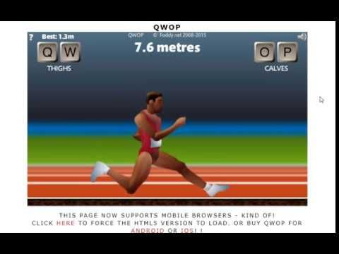 How to beat qwop latestgames pinterest how to beat qwop ccuart Image collections