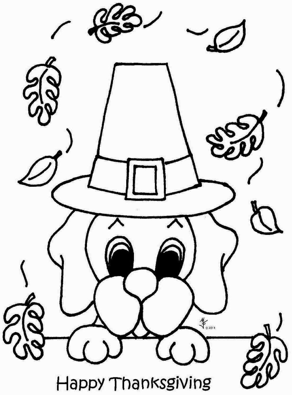 Charmant Thanksgiving Druckbare Malvorlagen Zeitgenössisch ...