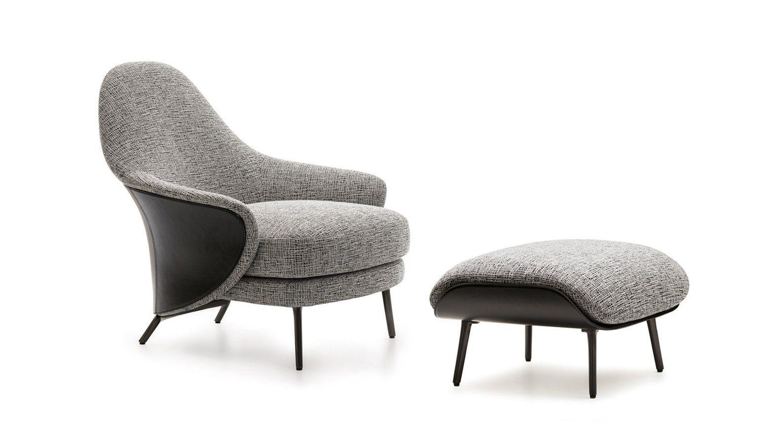 Angie Armchair By Minotti Ecc Armchair Furniture Futuristic Furniture