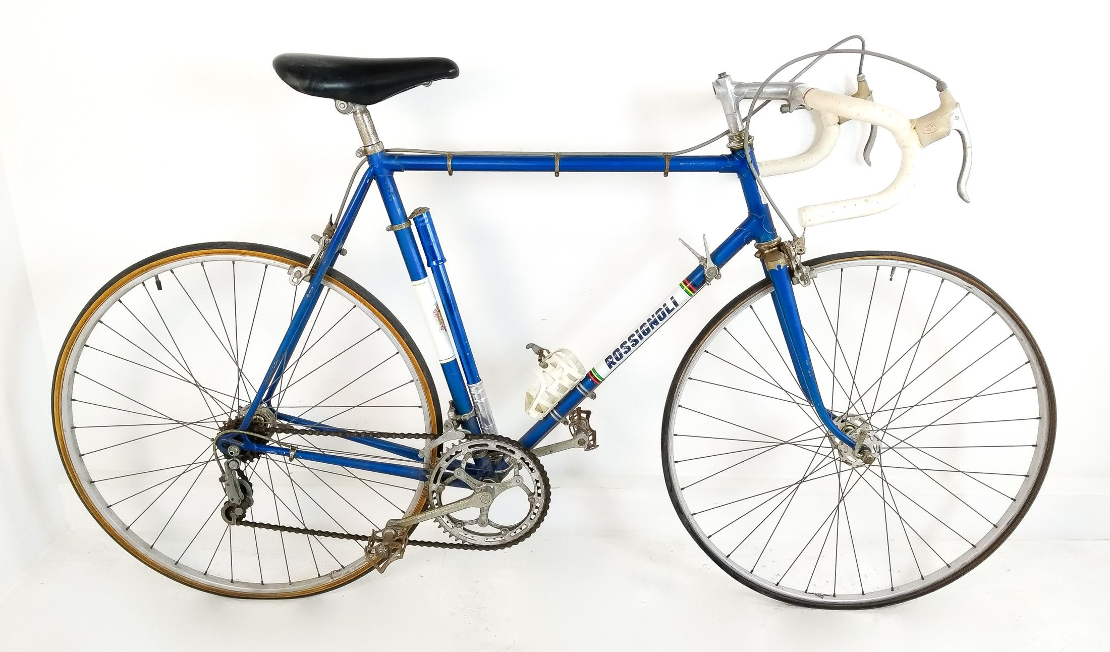 Bicicletta Da Corsa Depoca Rossignoli Milano Anni 60
