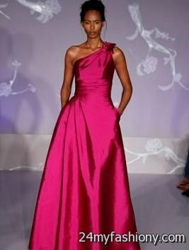 336c76cdc You can share these magenta wedding dresses on Facebook