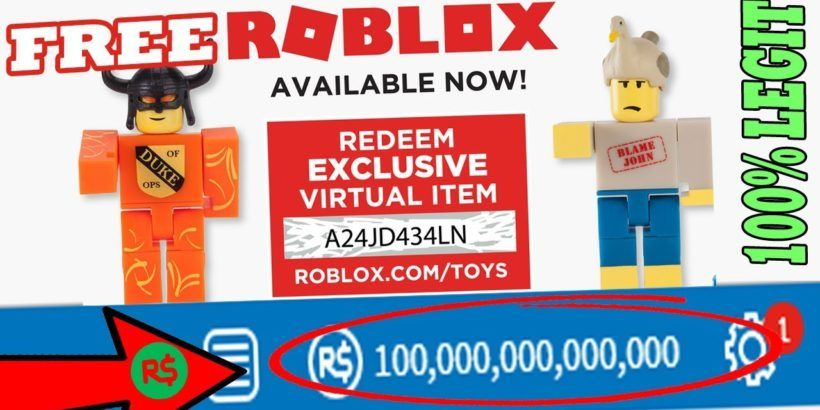 free robux hack for 2018