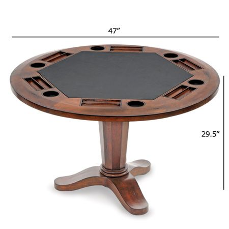 Six Player Poker Table Quality 6 Player Poker Table By Thos Baker Poker Table Top Octagon Poker Table Poker Table Plans