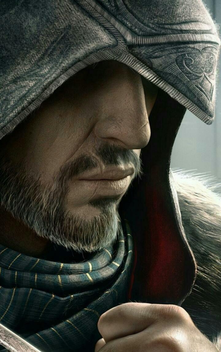 Ezio Auditore Da Firenze Let S Face It The Male Lead