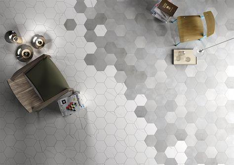 Hexagonfliser er virkelig i vinden og vi øker stadig vårt utvalg. Vi har mye spennende og flotte fliser i jordfarger og betongeffekt. Også i marmor finner du flotte hexagonfliser og mosaikk. Ønsker du hexagonfliser i sterke farger eller med flotte mønster finner du også det hos oss. Sjekk også ut vår leverandør Valmori. http://www.valmoriceramica.it/ Flisene …