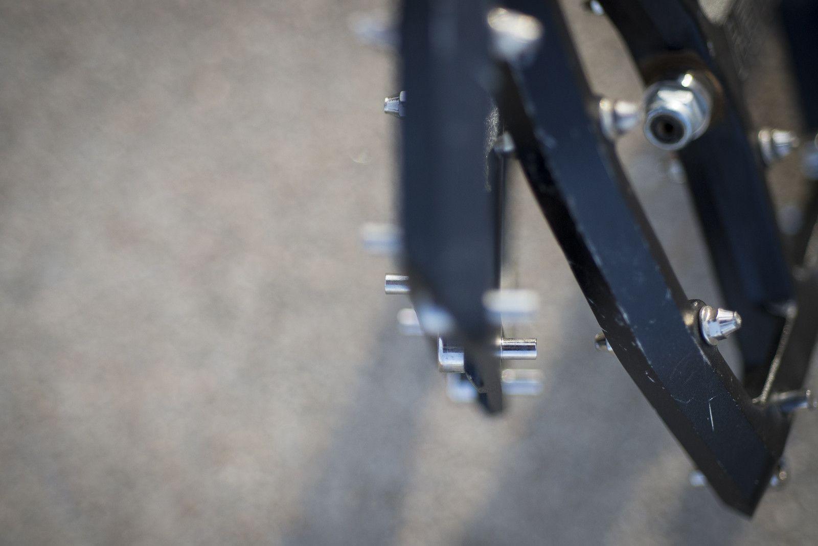 VP Components VP-Harrier Flat Pedal - Reviews, Comparisons, Specs - Mountain Bike Flat Pedals - Vital MTB