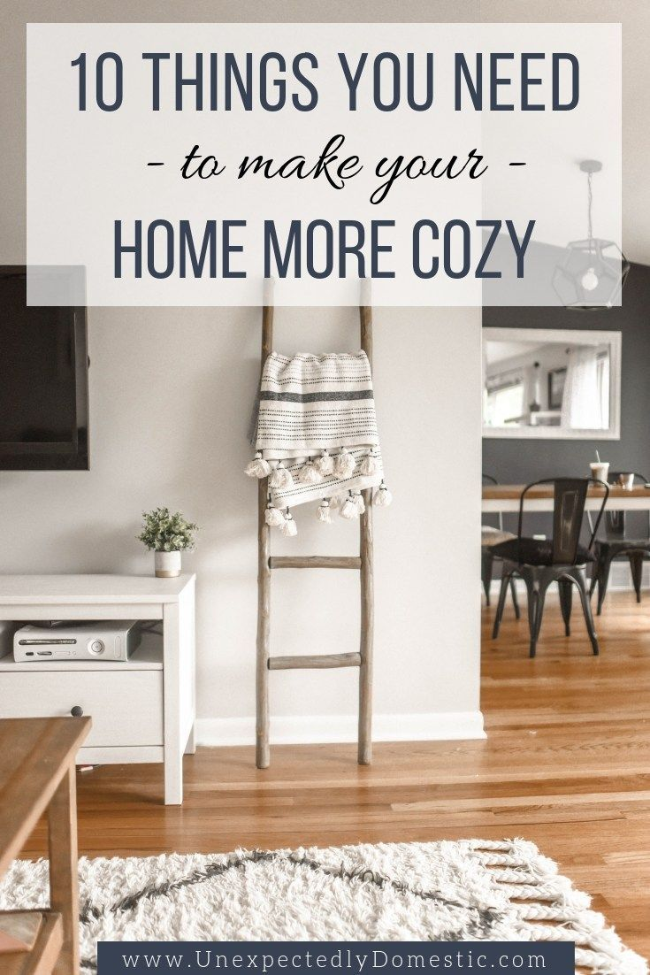 10 Easy Tricks to Make Your Living Room More Cozy images