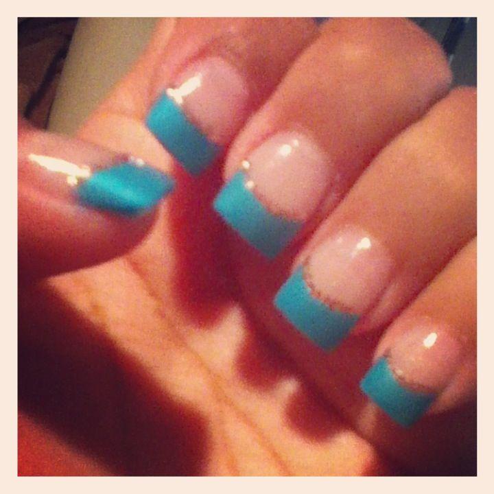 Princess Jasmine Nails: Princess Jasmine Nails...love Them!