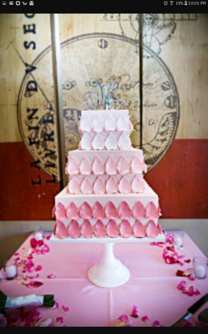Pin by Vishawn Jones on wedding cake ideas | Pinterest