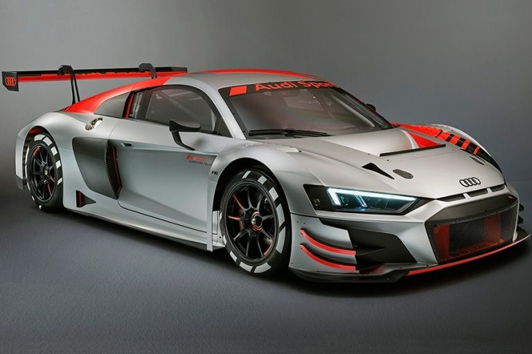 The 2019 Audi R8 Lms Gt3 Evo Races Onto The Scene Audi R8 Audi New Audi R8