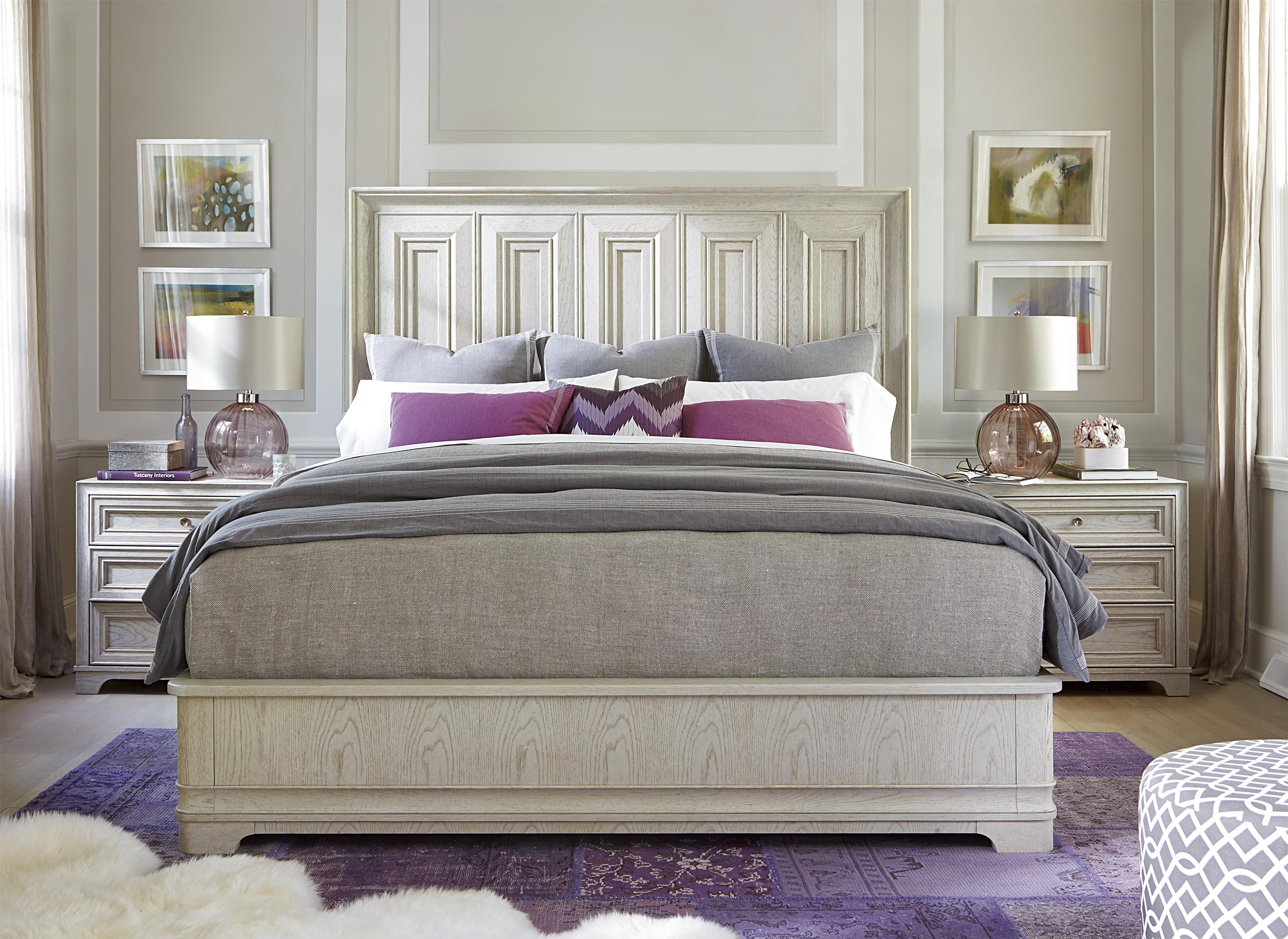 california malibu king bedroom group by universal furniture