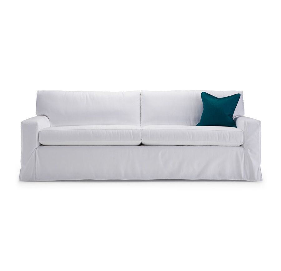 Dominique 89 Slipcovered Sofa Br Available Online And In Stores