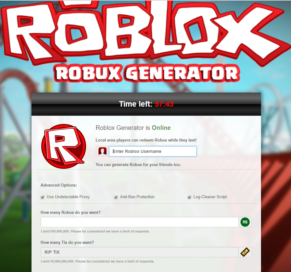 Epingle Sur Robux Roblox Worked