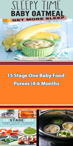 Pressure Cooker/Instant Pot Stage 1 Baby Food How to make baby food recipes for ..., #Baby #...