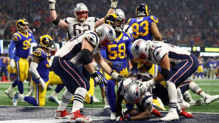 what was the final score of last years superbowl