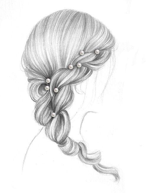 Les coiffures double jeu de 365c 14 COIFF chignon