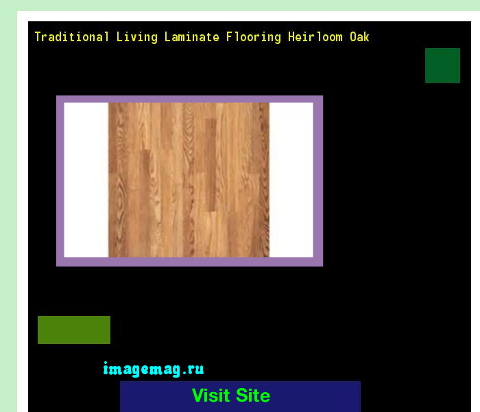 Traditional Living Laminate Flooring Heirloom Oak 165141   The Best Image  Search