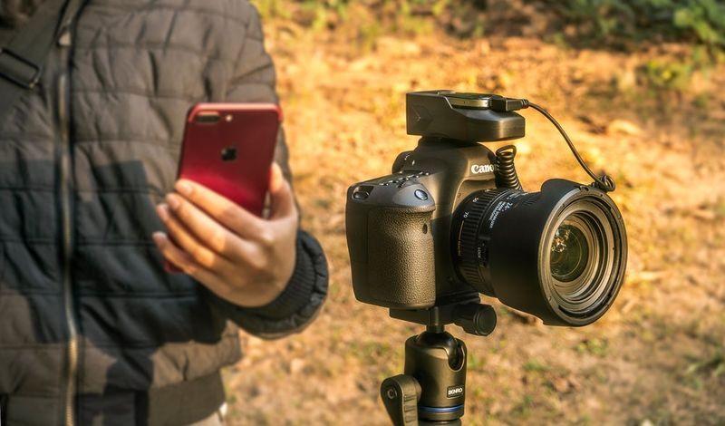 AI Camera Accessories Time lapse photography, Camera