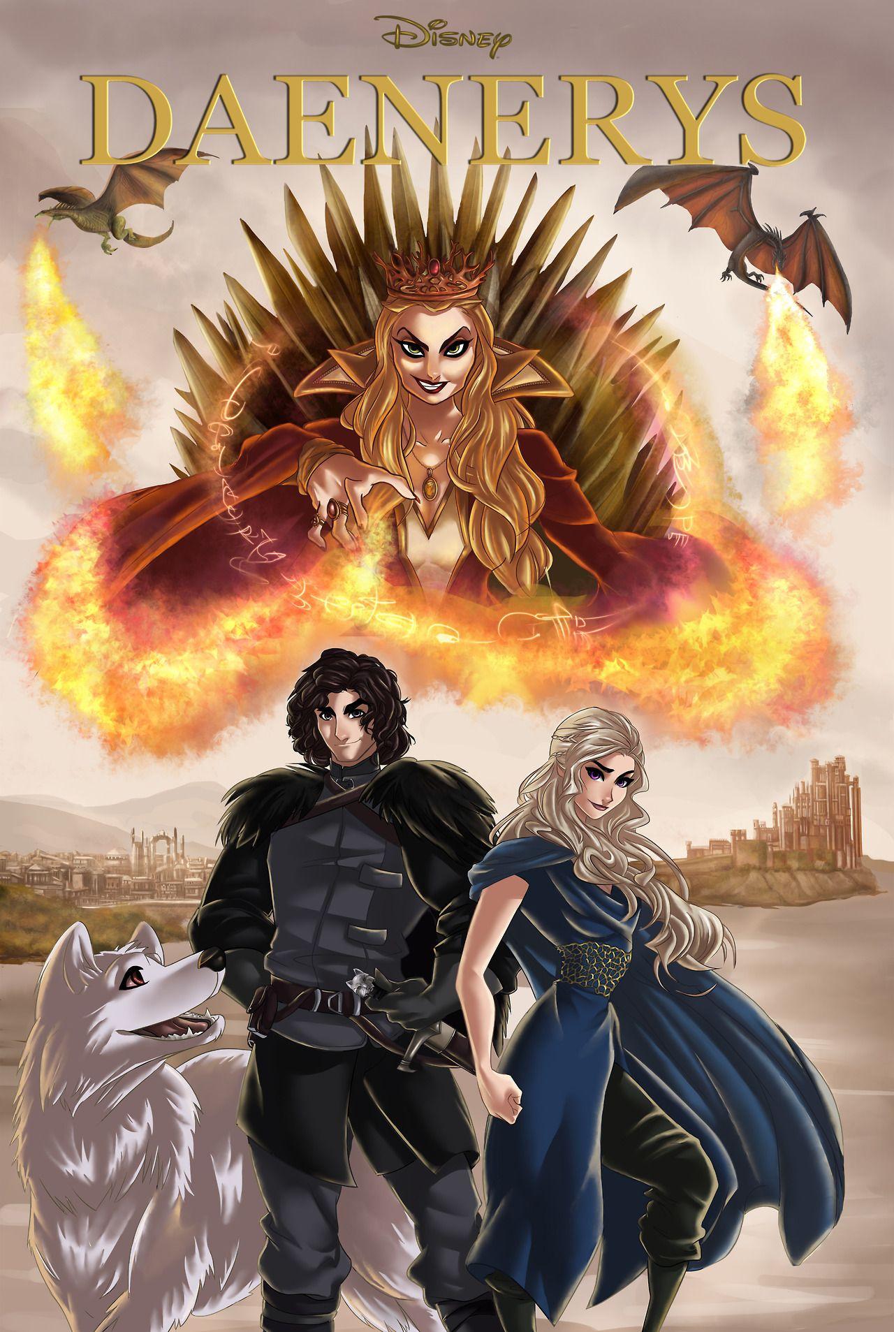 Game Of Thrones Fan Art Jon Snow Daenerys Targaryen Jonerys Game Of Thrones Artwork Game Of Thrones Art Game Of Thrones Fans