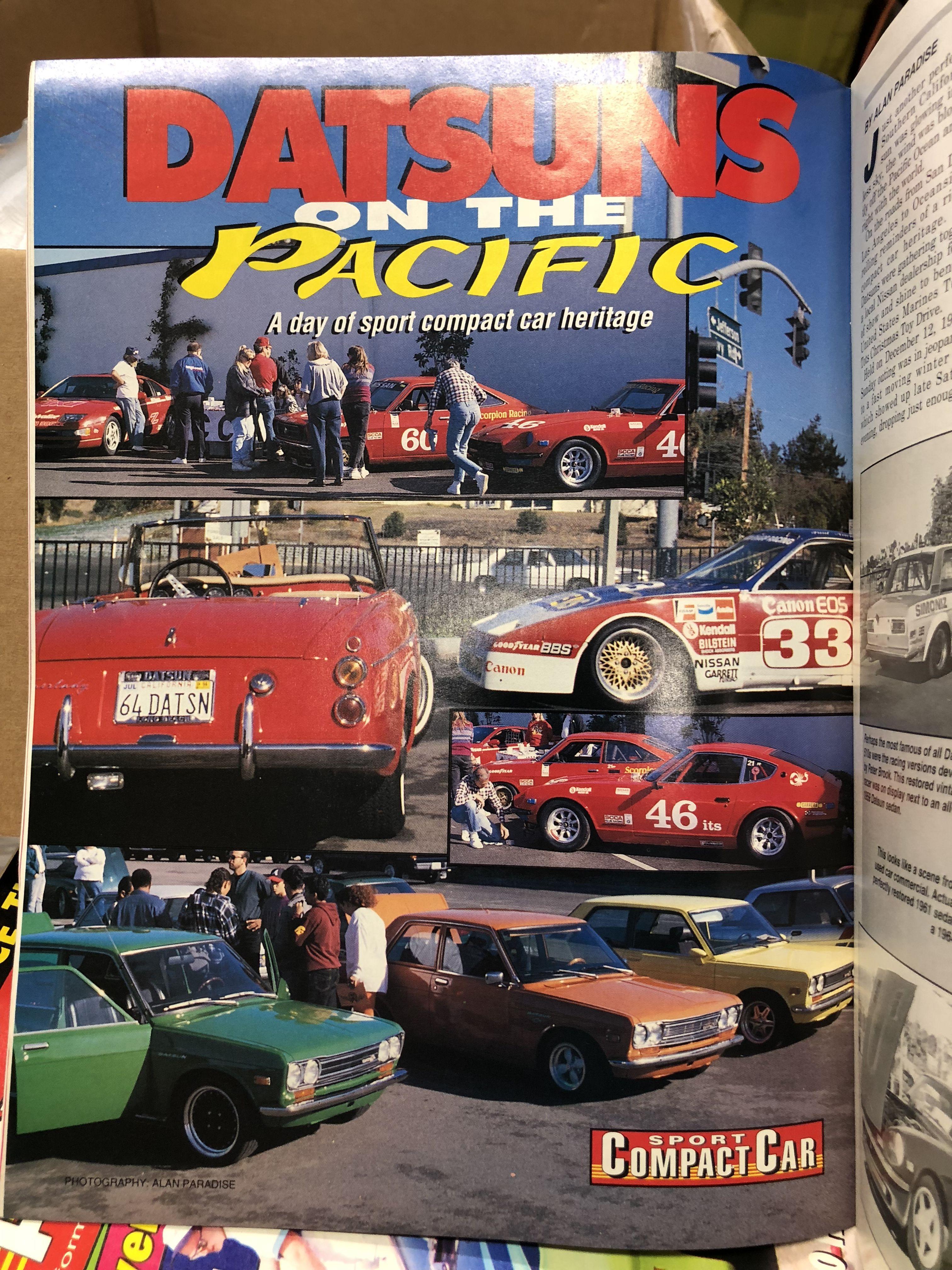 Sport Compact Magazine