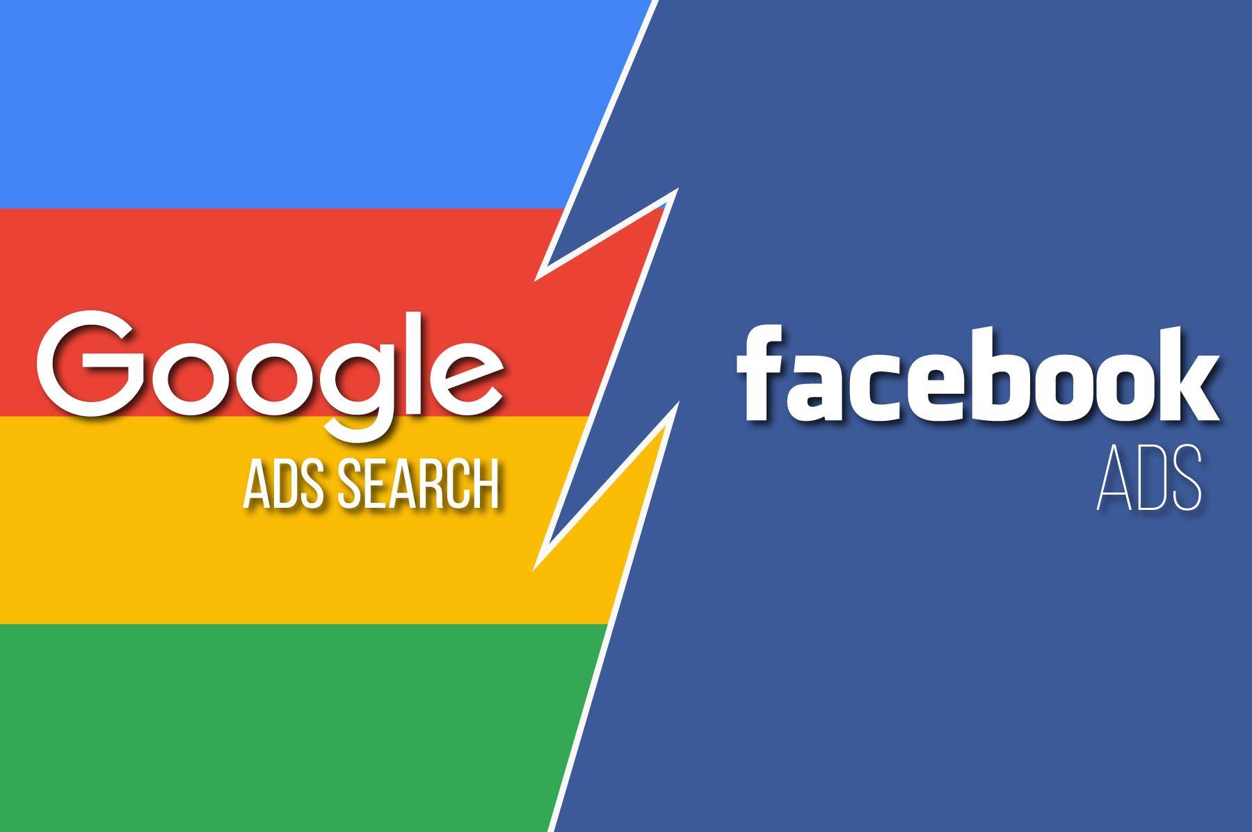 nên chạy quảng cáo google hay facebook
