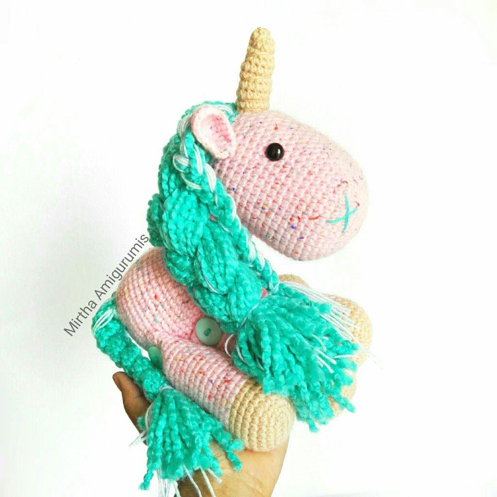 Amigurumi Unicorn @mirthamigurumis #crochet #amigurumi #unicorn ... | 1024x1024