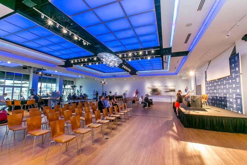 The Gallery Kansas City Weddings Meetings Event Space