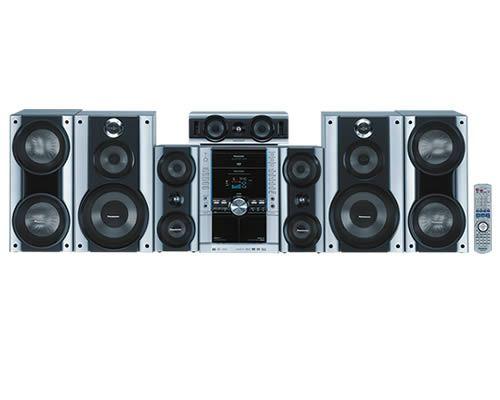 aa393b66bf87 PANASONIC SC-VK950 DVD Minihifijärjestelmä Music System