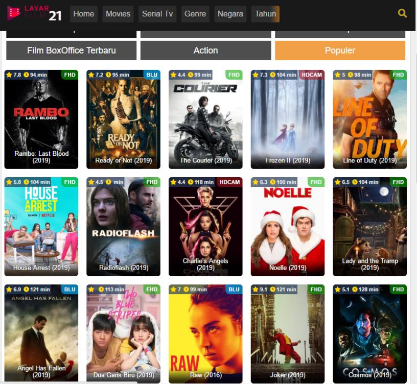 CinemaIndo21 Nonton Film CinemaIndo21 Sub Indonesia