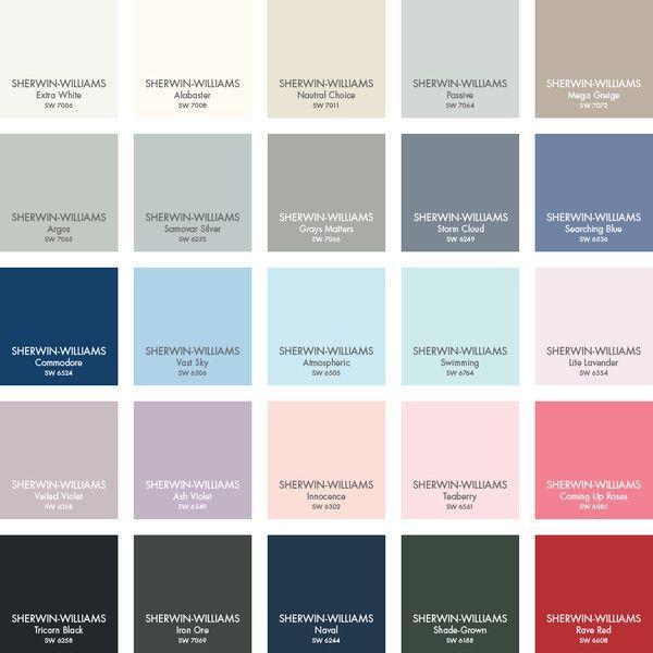 Pbteen Paint Colors