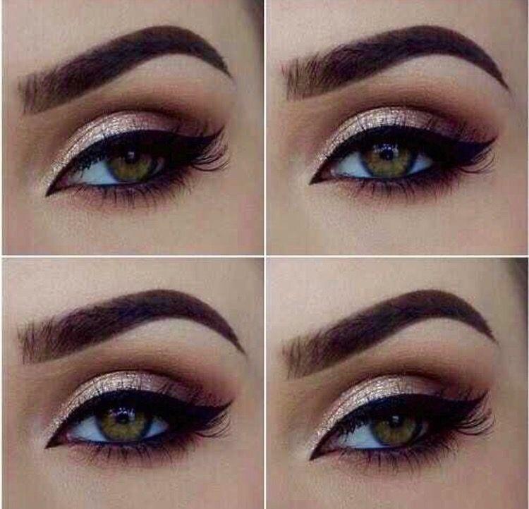 Eye Makeup For Dark Dress Makeupview