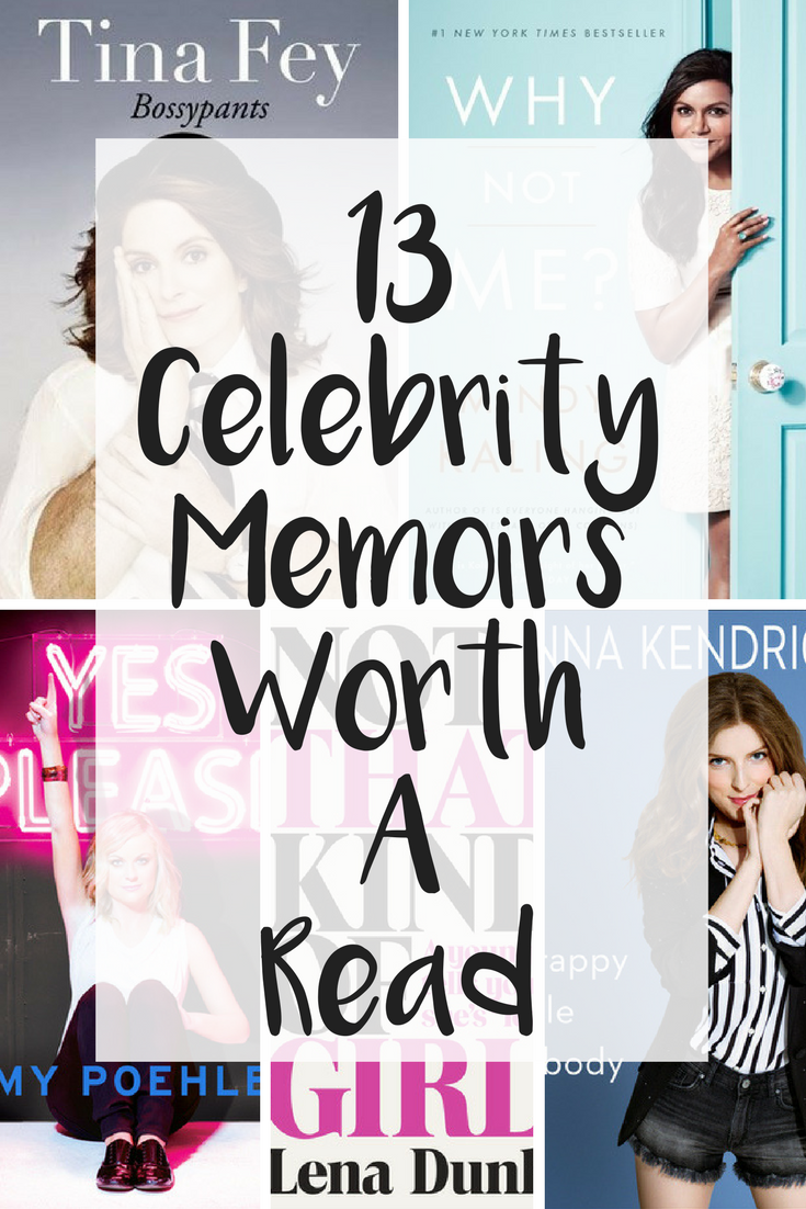33 Celebrity Books That Are Actually Really Good - BuzzFeed
