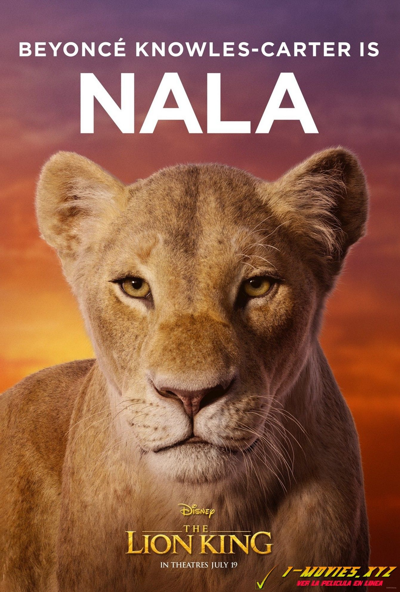Ver El Rey León Película Completa Subtitulada En Español Latino Lion King Poster The Lion King Characters Lion King Movie