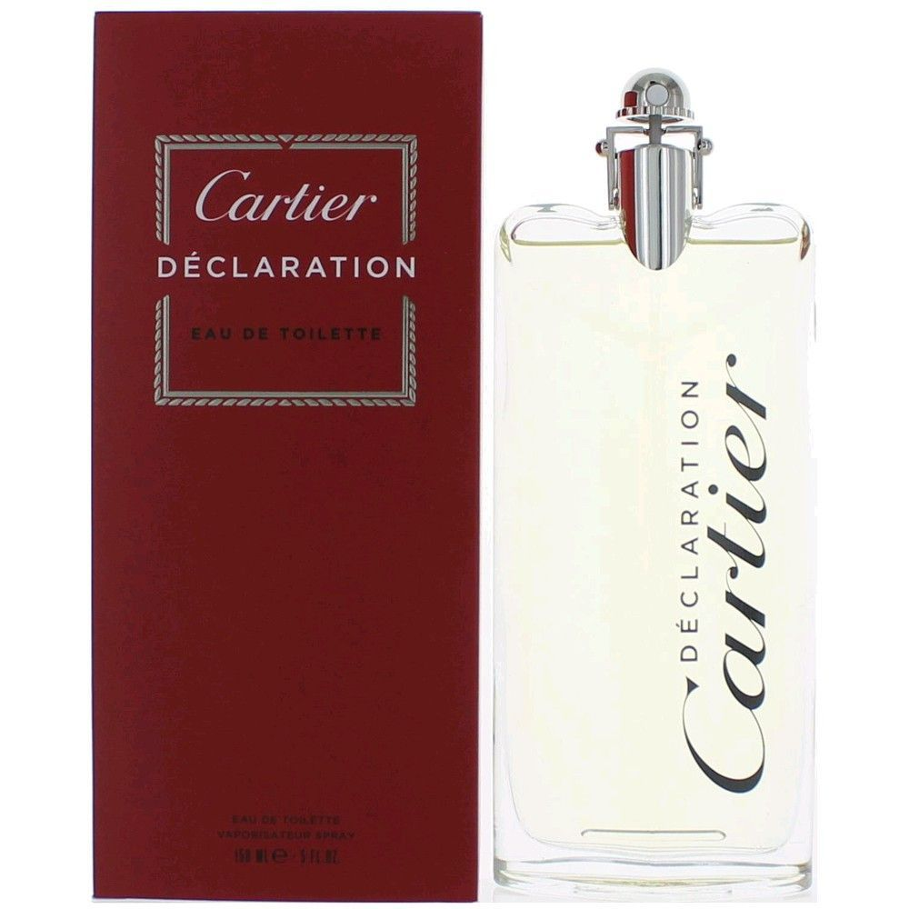 Declaration by Cartier  oz Eau De Toilette Spray for Men
