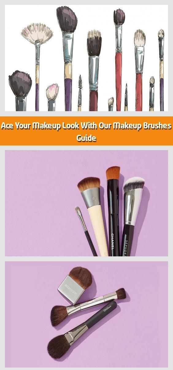 Photo of Bring your make-up look to the fore with our make-up brush advice …