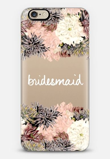 I Hear Wedding Bells Matching Phone Cases For Your Bridesmaids And You