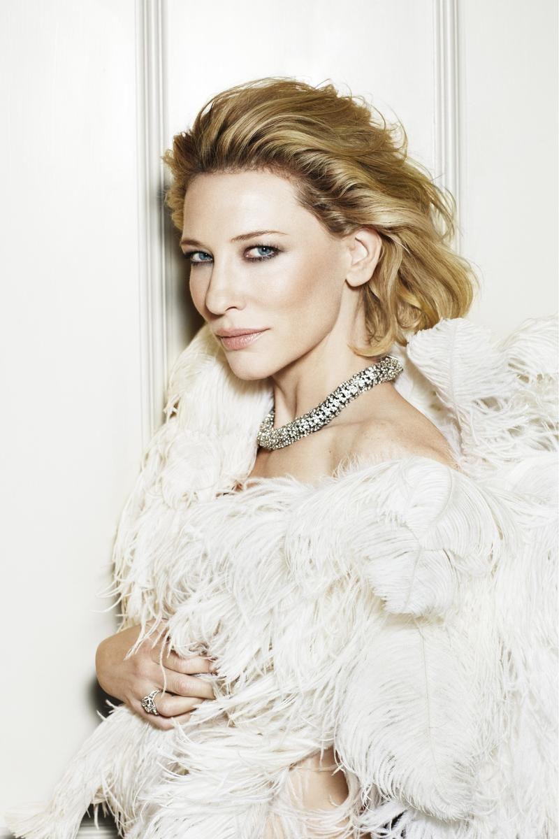 by Alexi Lubomirski - Cate Blanchett (Harper's Bazaar UK)