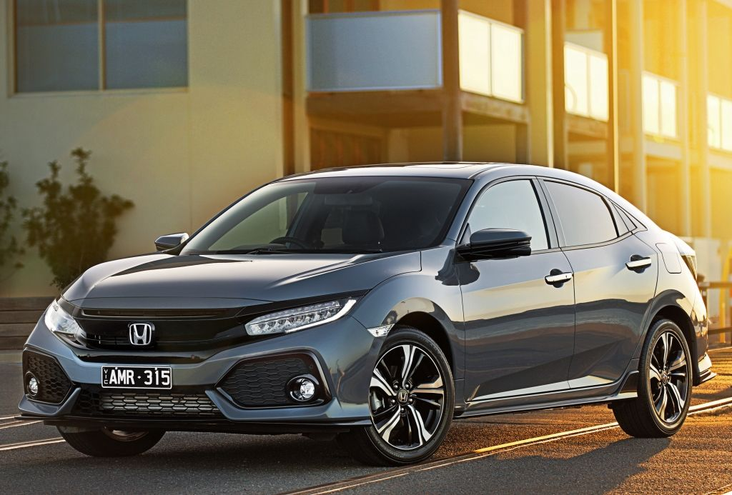 Lovely 2017 Honda Civic Lineup