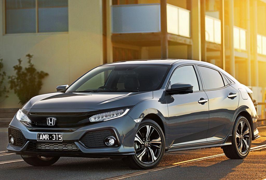 Honda Civic RS Hatchback AUspec (FK) '2017 Civic