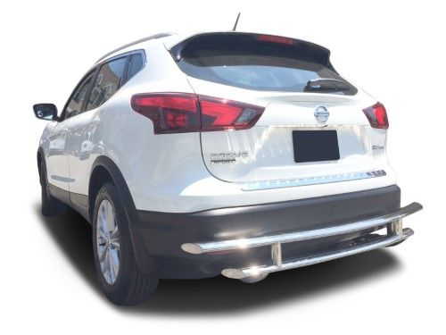 Nissan Rogue Sport Rear Bumper Guard Fits 2017 2019 Models