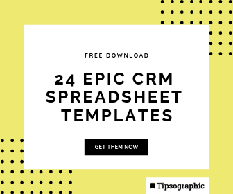 24 Epic CRM Templates For Excel Free Download Lead Tracker Management