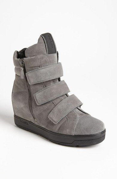 b95d5eff3d40 Wedge Sneaker - Lyst