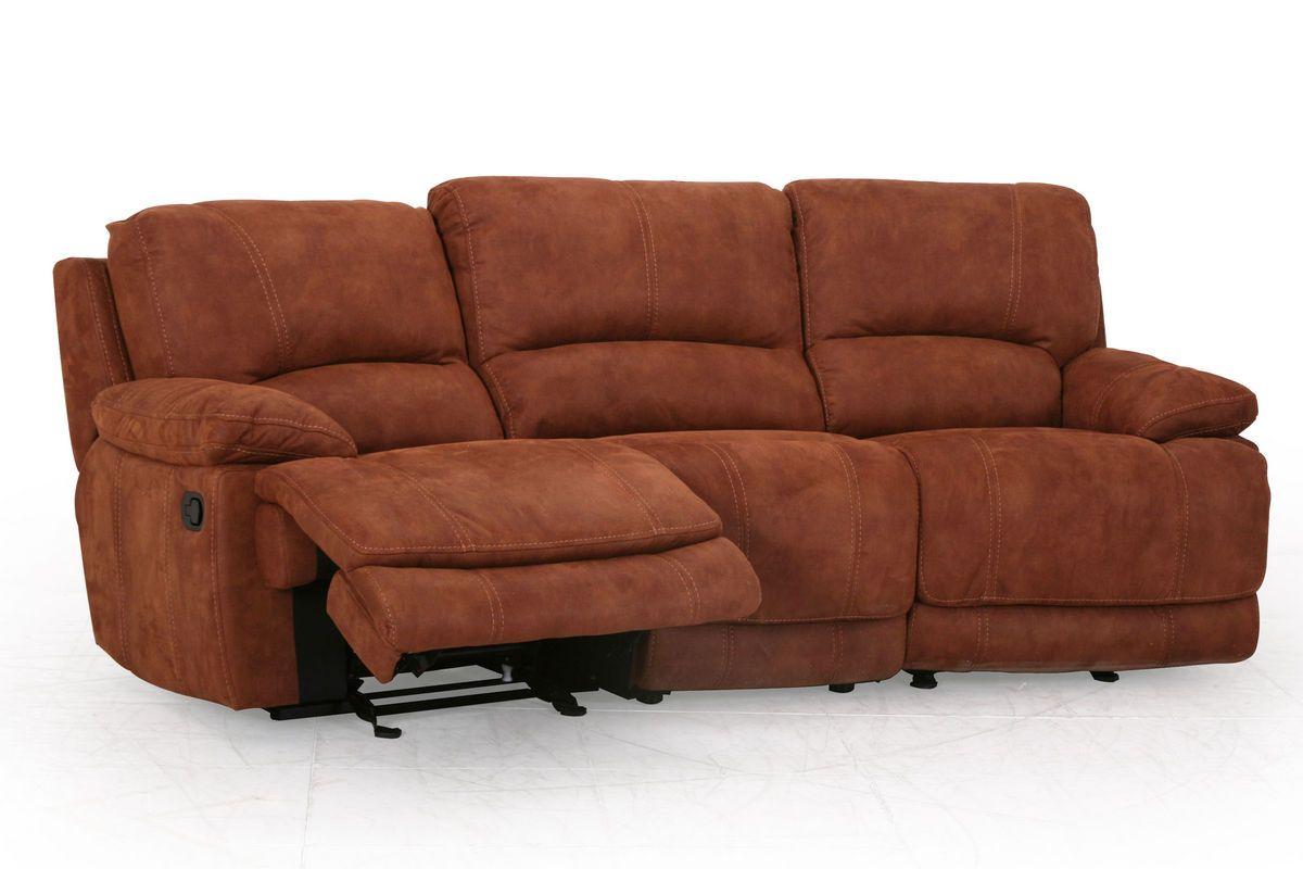 Leather Sofas hot Valeri Microfiber Reclining Sofa from Gardner White Furniture
