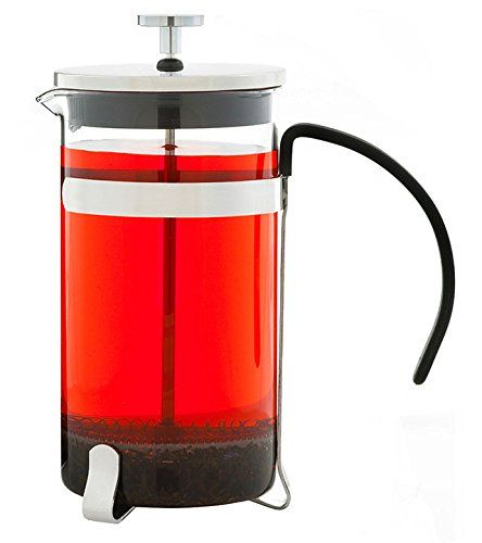 GROSCHE York Glass French Press Coffee and Tea Maker 1000ml 34