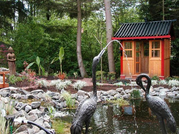 Asian Inspired Landscape Design