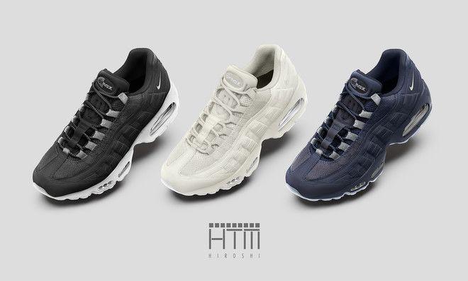 pretty nice b11fe a8ff1 Nike Air Max 95 HTM iD Hiroshi Fujiwara
