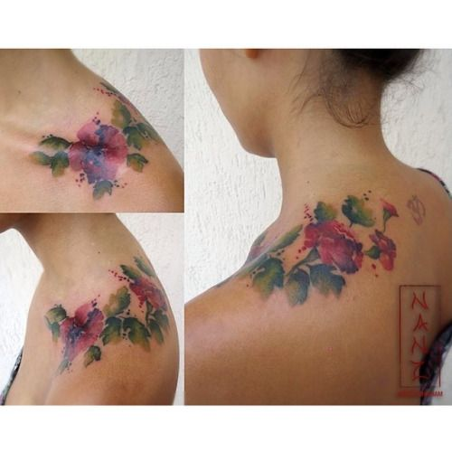 Nancy Abraham Tattoos Carnation Tattoo Tattoos Ankle Tattoo